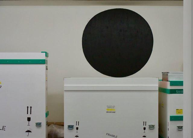 , 'Black Spot 2018: Das ist keine Kunst,' 2018, Springfield Art Association