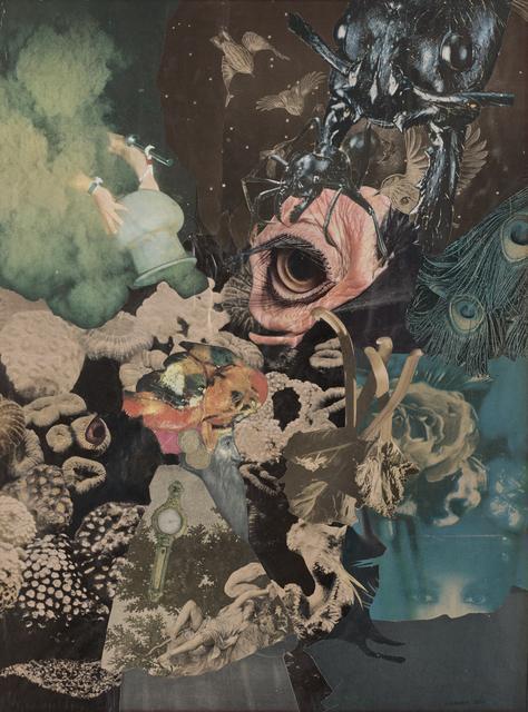 Jean Conner, 'TEMPTATION OF SAINT WALLACE', 1963, San Francisco Museum of Modern Art (SFMOMA)