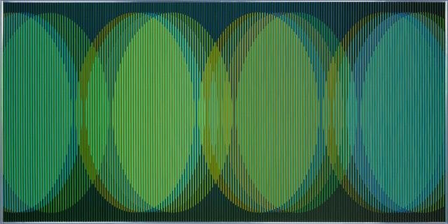 , 'Physichromie Panam 180,' 2014, RGR+ART