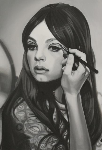 , 'Girl painting,' 2017, Andréhn-Schiptjenko