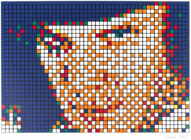 , 'Rubik Kubrick I - (Alex),' 2006, Lougher Contemporary