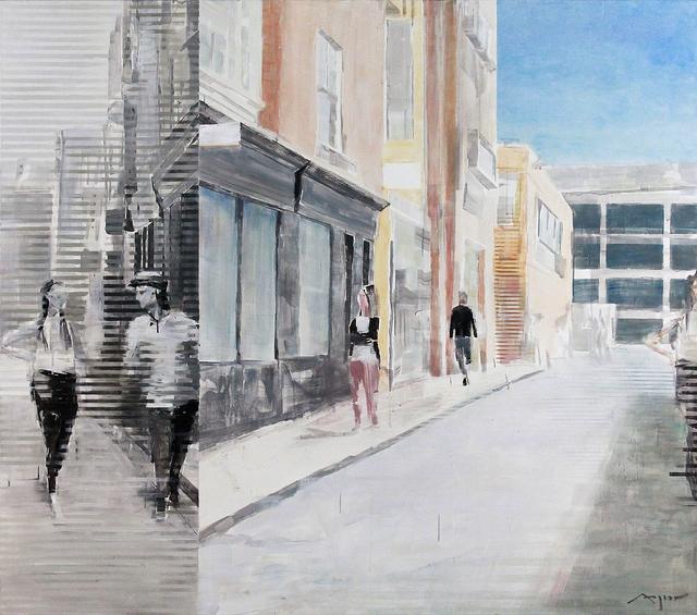 , 'London 4: Street View ,' 2015, HOHMANN