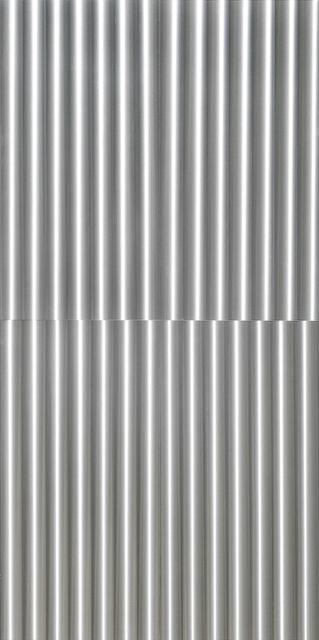 , 'Superficie a testura vibratile, 1970, , 76x38 cm,' 1970, Tonelli