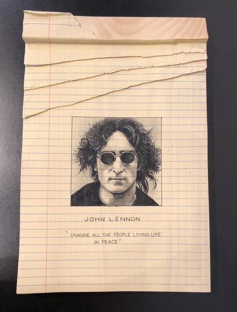 Randall Rosenthal, 'Lennon', 2019, Louis K. Meisel Gallery