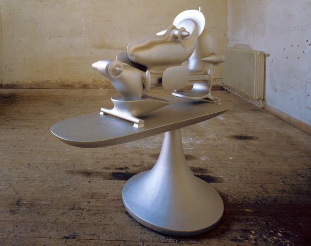 , 'Ohne Titel (Trichterfuß),' 1998-1999, Galerie Elisabeth & Klaus Thoman