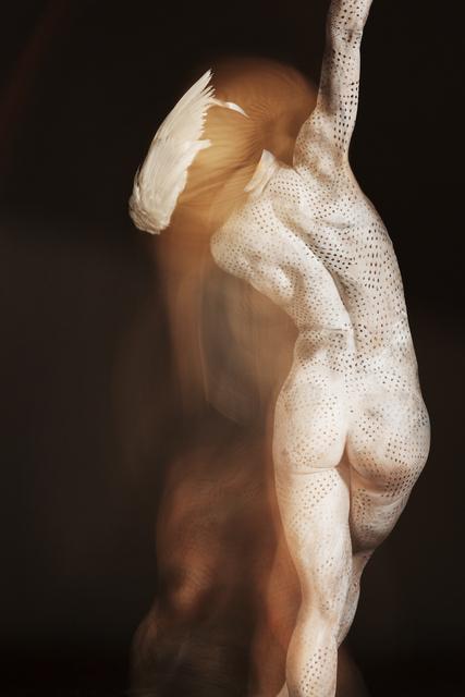 , 'Dancer II,' 2014, Lumitrix