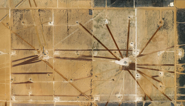 , 'Levelland Oil and Gas Field #1, Hockley County, Texas,' 2013, Galleria Bianconi