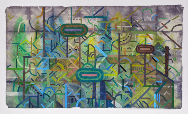 , 'Terraformation,' 2017, G. Gibson Gallery
