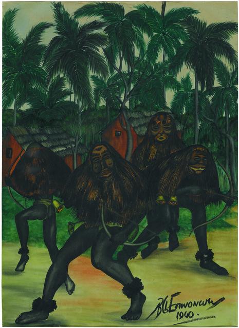 , 'Ugala Masquerade,' 1940, Vigo Gallery