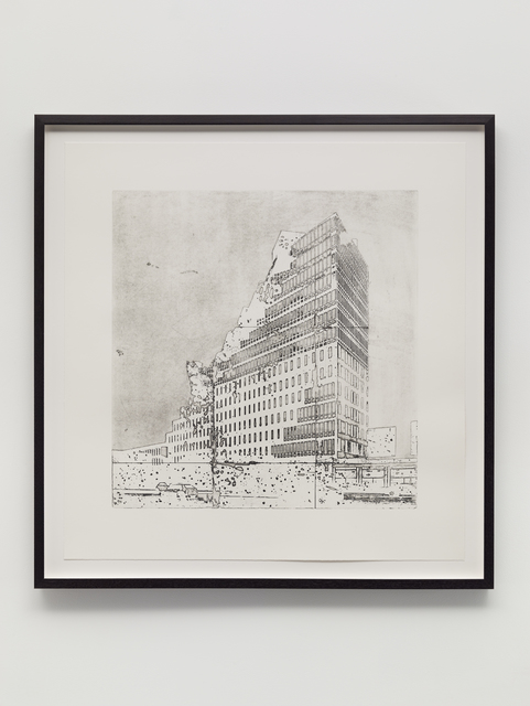 , 'Building #2,' 2014, Sandra Gering Inc