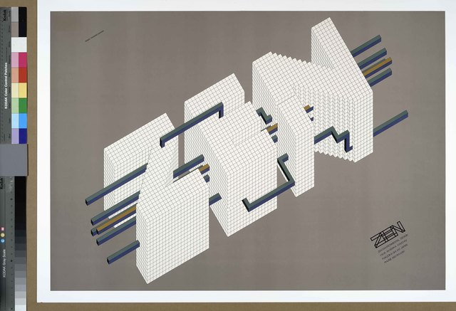 , 'Zen, for ZEN Environmental, Fukuoka,' 1976, GALLERY SHCHUKIN