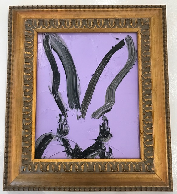 , 'Lilac Bunny,' 2016, New Gallery of Modern Art