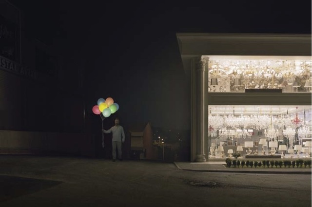 , 'GECE VARDİYASI / NIGHT SHIFT,' 2012, RAMPA