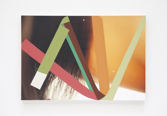 , 'BRUSHING,' 2012, David Risley Gallery