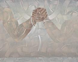 , 'Bilek Güreşi,' 2011, Anna Laudel