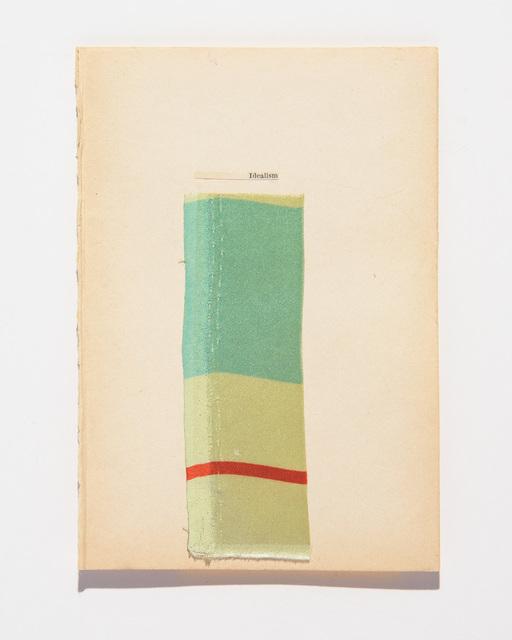 , 'Pages,' 2017, Gemini G.E.L. at Joni Moisant Weyl