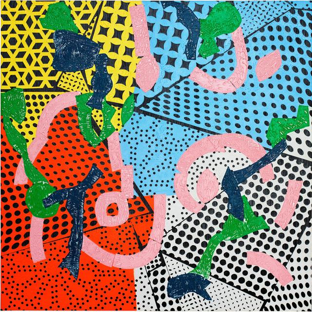 , 'Summertime 17 03 16,' 2017, La Patinoire Royale / Galerie Valerie Bach