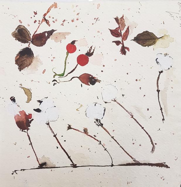 Isabelle Mahaut, 'Hiver', 2018, Galerie Libre Est L'Art