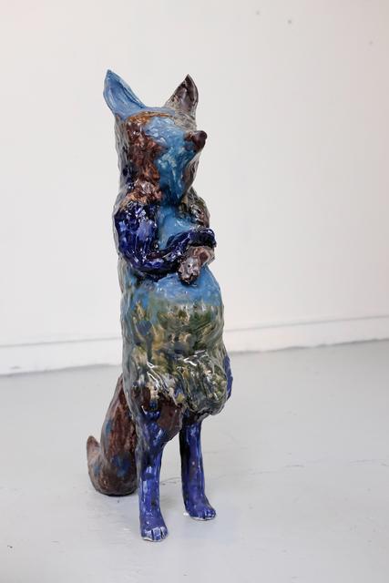, 'Renard debout,' 2018, Antonine Catzéflis