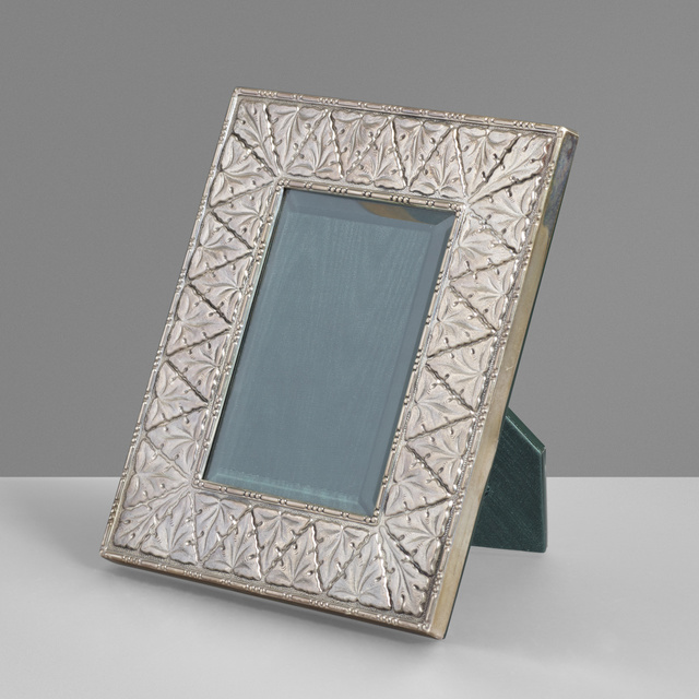 Gianmario Buccellati, 'Sterling silver picture frame', Wright
