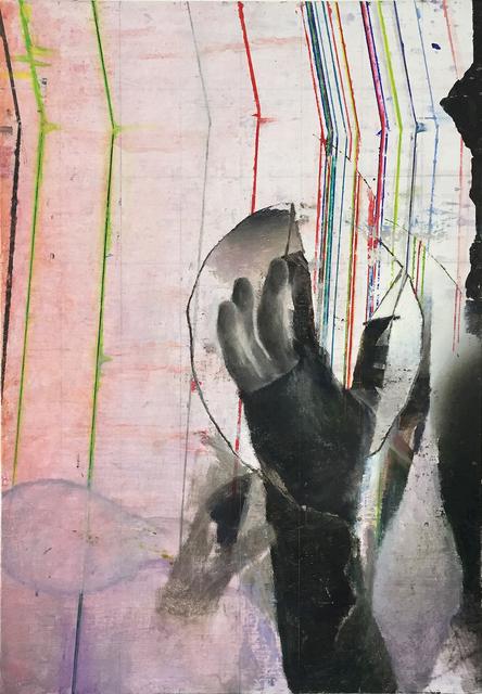 , 'Kult X,' 2016, Parafin