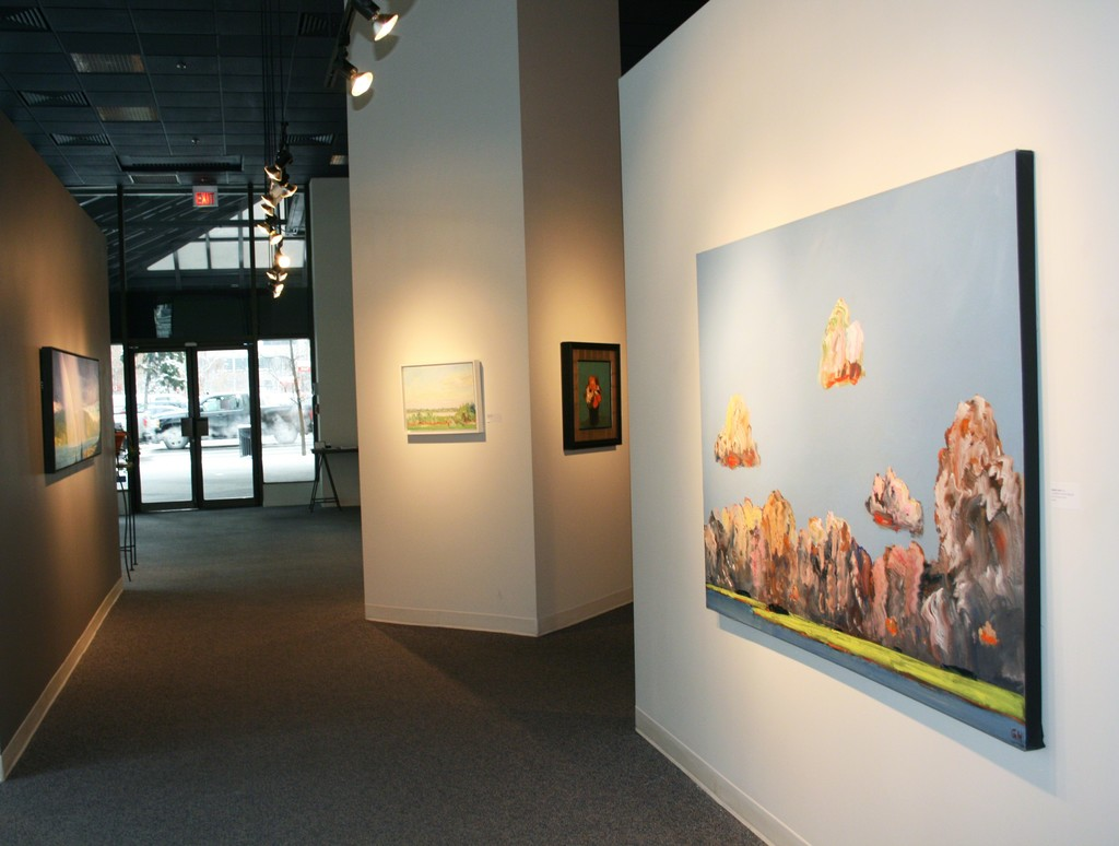 Artist(s) featured: Dorothy KNOWLES, Jennifer HORNYAK, Gregory HARDY