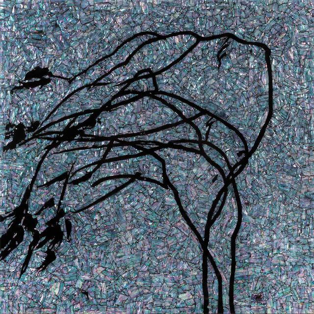 Ewon Moon, 'A Black Dance-1803ak', 2018, Artbit Gallery