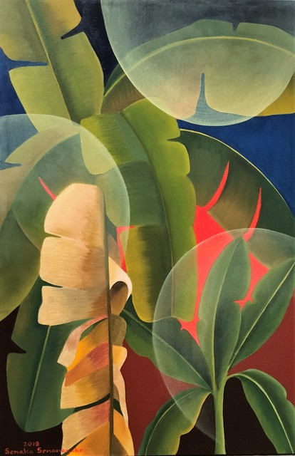 , 'Banana Grove,' 2018, Grosvenor Gallery