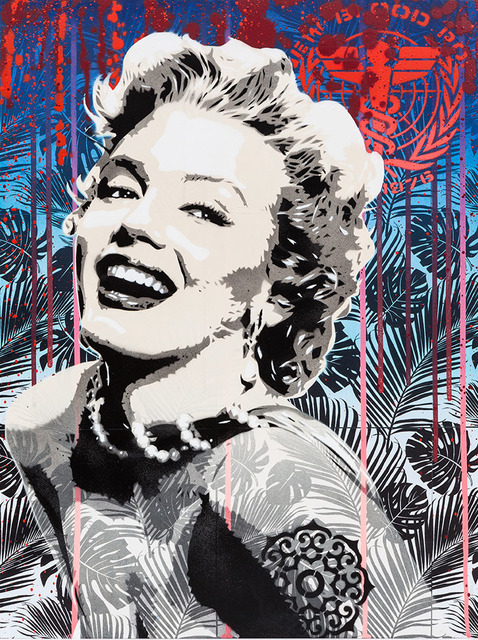 , 'Bombshell 2.4 (Marilyn),' 2017, Vertical Gallery