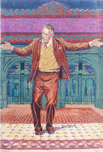 Eloy Torrez, 'The Pope of Broadway', 1984, Robert Berman Gallery