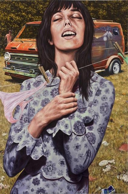 , 'Jane,' 2014, Gallery Poulsen