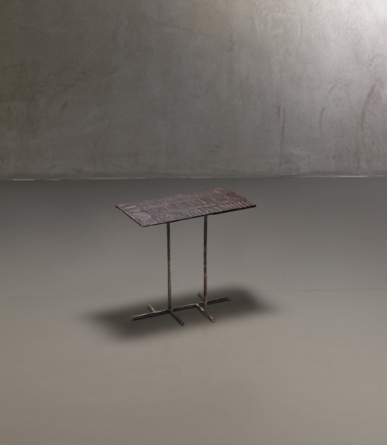 "Osanna Visconti di Modrone, '""Rilievi"" collection low table', 2015, Nilufar Gallery"