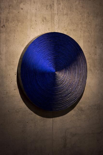 , 'Roda azul,' 2008, Museo de Arte Contemporáneo de Buenos Aires