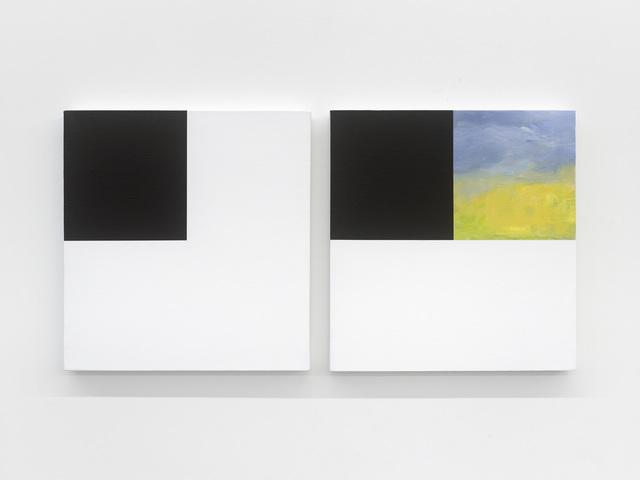 , 'Allies (White),' 2012, Tatjana Pieters