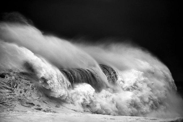 , 'Nazare - Seascape,' 2019, CHROMA GALLERY