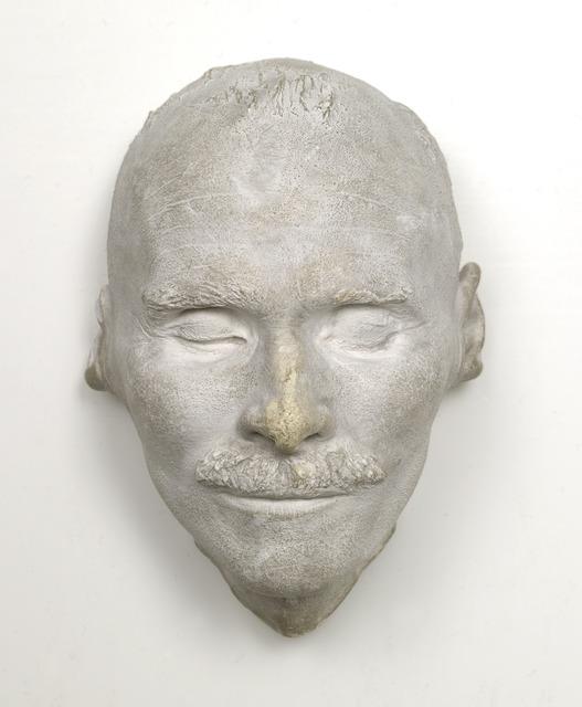 , 'Death mask of Gustav Klimt,' 1918, The National Gallery, London