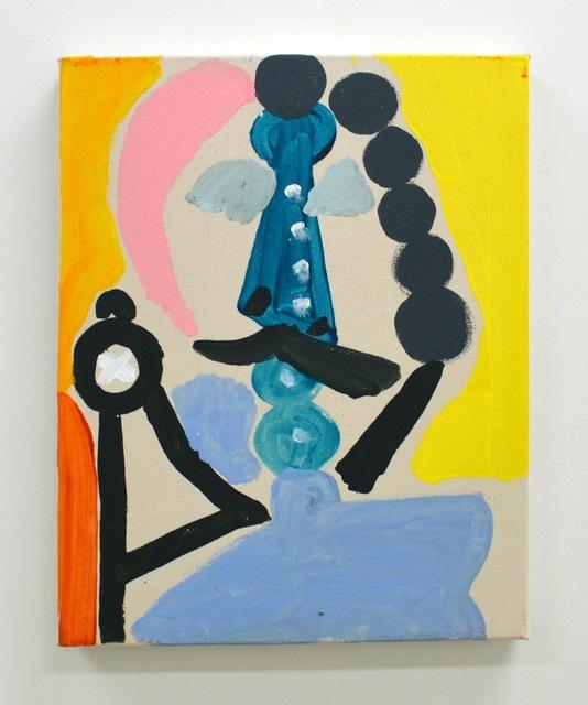 , 'Suspicious Man,' 2015, KOKI ARTS