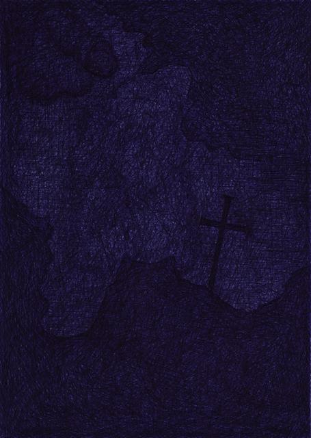 , 'De tranen van God / The tears of God,' 1988, Magazzino
