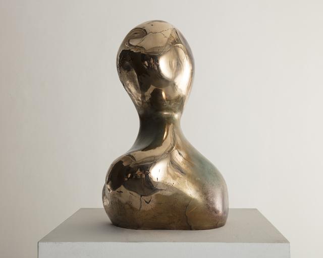 "Rogan Gregory, '""Preternatural bust #012""', 2018, R & Company"