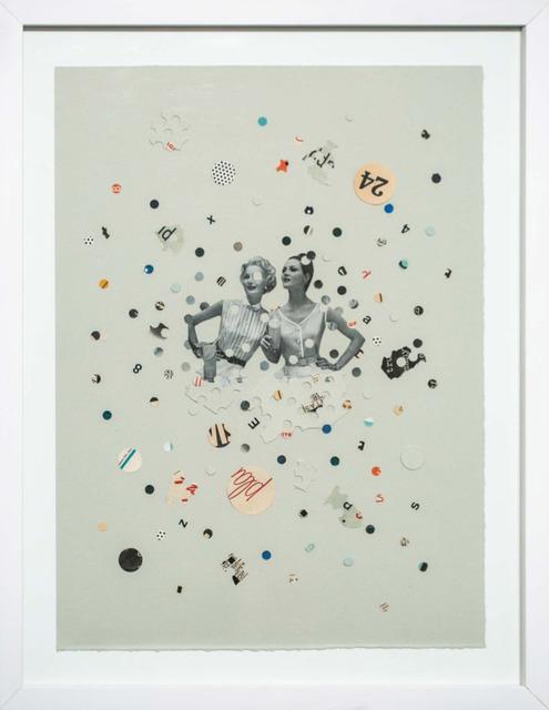 , 'With My Bestie (Chattin' Sh*t),' 2019, Paradigm Gallery + Studio