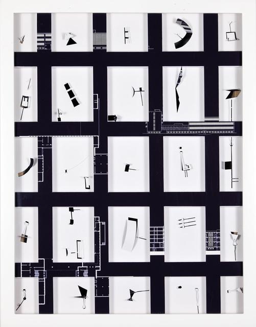 Marco Maggi, 'Turner Catalog : Complete Coverage on Gropius ( Bauhaus Building, Dessau)', 2011, Xippas