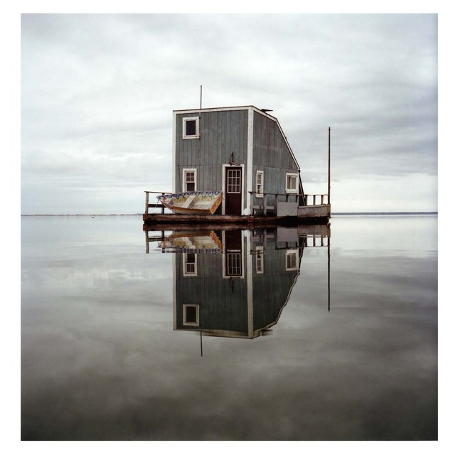 , 'Buddy's Houseboat,' 2012, Albert Merola Gallery