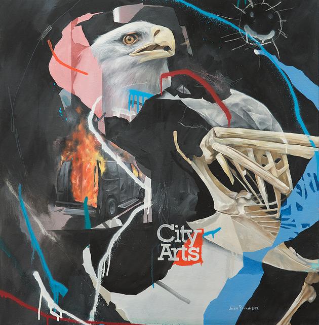 Joram Roukes, 'Pioneer City', 2017, Treason Gallery