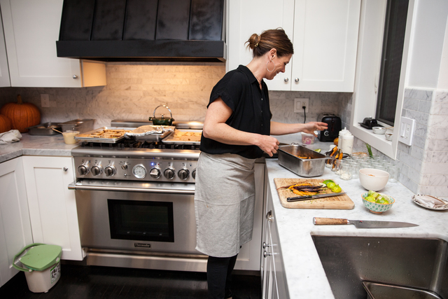 'Dinner in Your Home Prepared by Chef Katie Powers', Other, Headlands Center for the Arts Benefit Auction