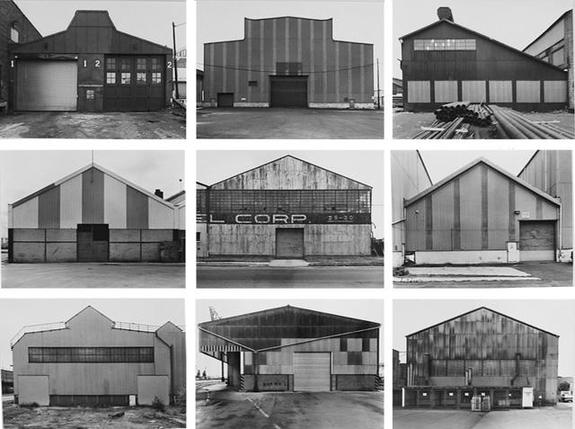 , 'Industrial Facades,' 1972-1995, Bruce Silverstein Gallery