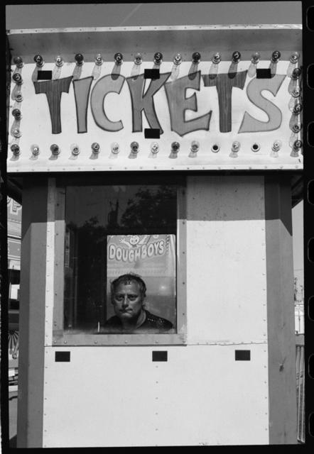 , 'Tickets,' , Milk Gallery
