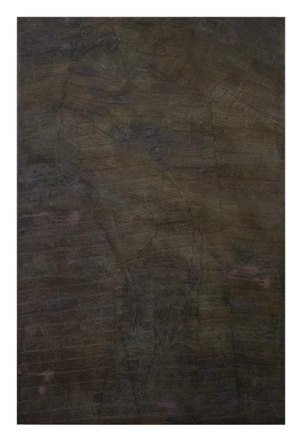 , 'Pushed back,' 2014, Galerie Sabine Knust