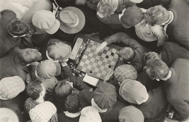 , 'Chess Tournament,' 1935, Nailya Alexander Gallery
