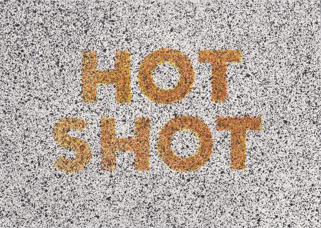 , 'Hot Shot,' 1973, Bernard Jacobson Gallery