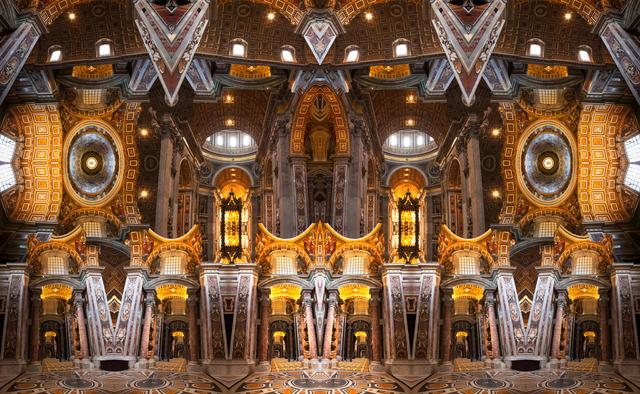 , 'Basilica,' 2014, Cynthia Corbett Gallery